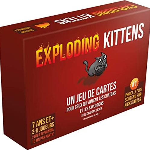 Exploding Kittens (FR)