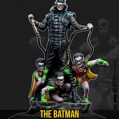 The Batman Who Laughs (ENG) - Batman Miniature Game + DC Multiverse