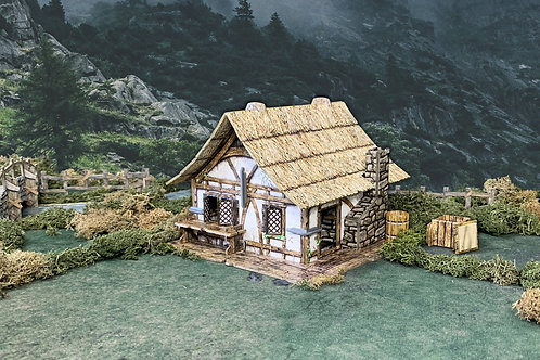 Thatched Cottage - Battle Systems