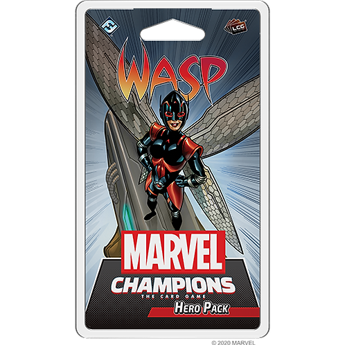Marvel Champions - The Wasp (FR & ENG)