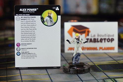 029 Alex Power - Fantastic Four Future Foundation
