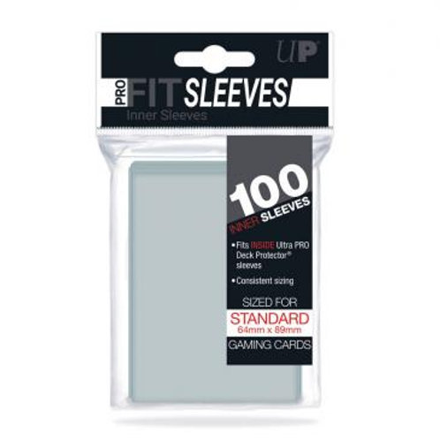 UP, Pro-Fit Inner Sleeves, paquet de 100