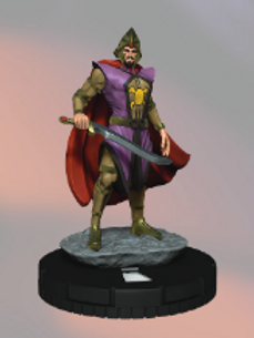 D'Ken 054 Heroclix - X-Men: Rise and Fall