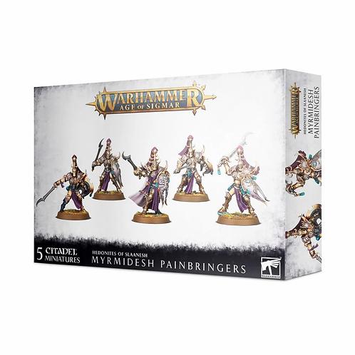 Myrmidesh Painbringers - Hedonites of Slaanesh