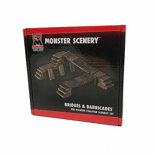 Bridges & Barricades - Monster Scenery