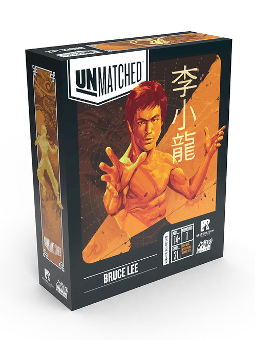 Bruce Lee - Unmatched