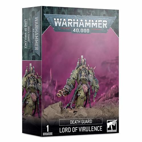 Lord of Virulence - Death Guard