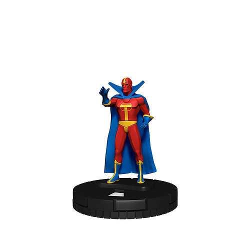 Red Tornado 021 uncommon - Justice League Unlimited