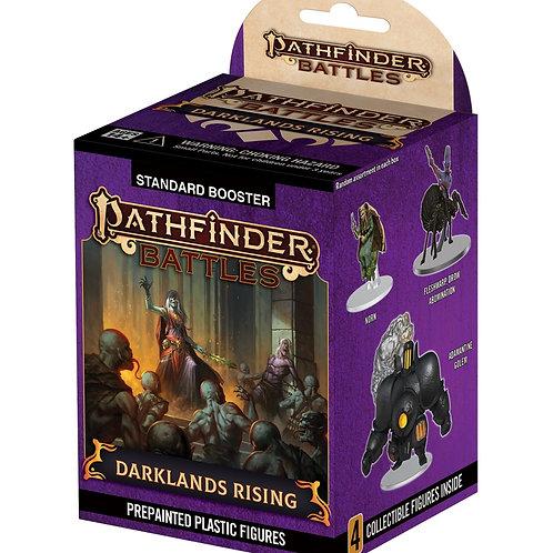Darklands Rising - Pathfinder Battles - Booster de 4 miniatures pré-peintes