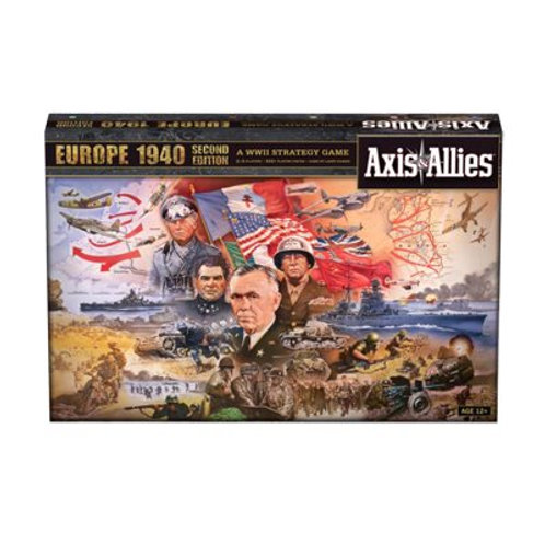 Axis & Allies Europe 1940 2nd Edition (ENG)