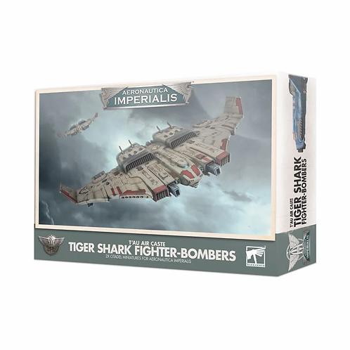 Tiger Shark Fighter-Bombers - T'au Air Caste - Aeronautica Imperi