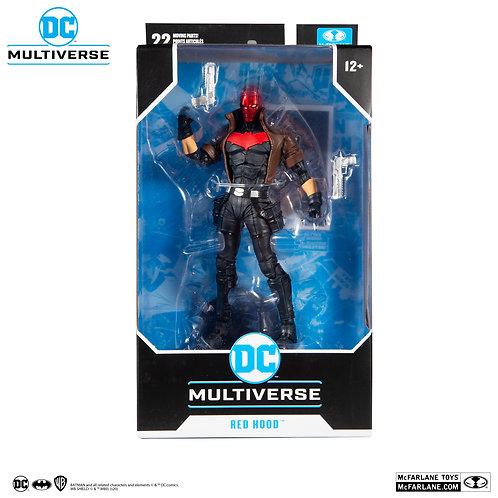 Red Hood - DC Multiverse, McFarlane Toys