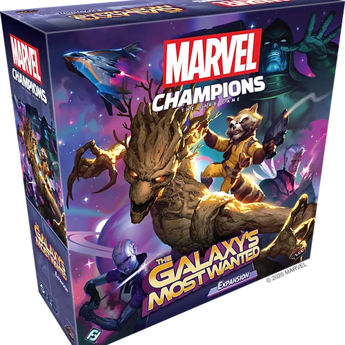 Galaxy's Most Wanted - Marvel Champions (ENG ou FR)