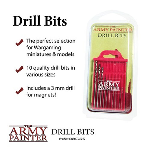 Drill Bits - The Army Painter