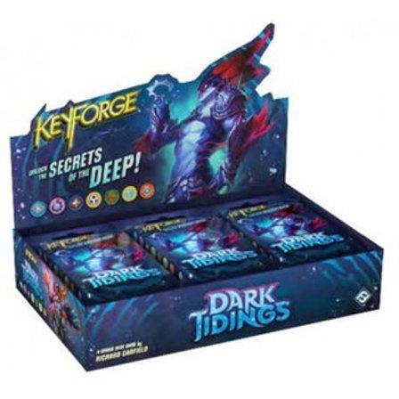 Keyforge: Dark Tidings Display (12 decks) - pré-commande