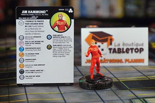032 Jim Hammond - Fantastic Four Future Foundation