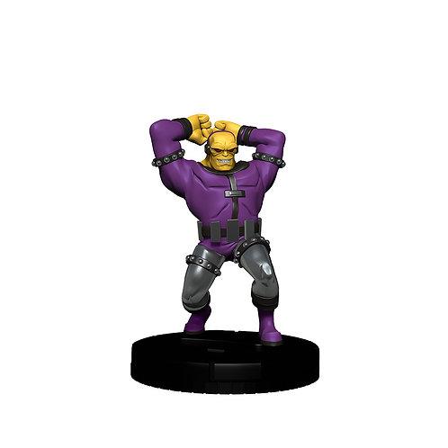 Mongul 060 super rare - Justice League Unlimited