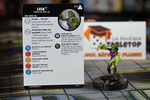 042 Lyja - Fantastic Four Future Foundation