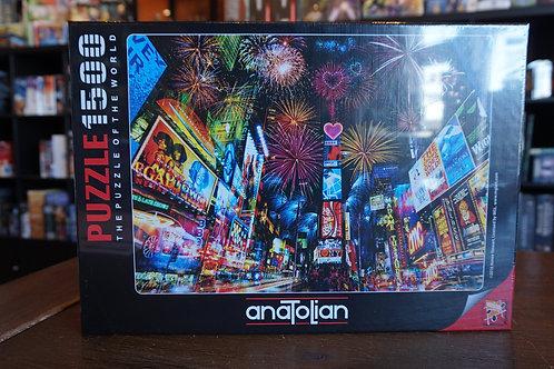 Puzzle Anatolian - 1500 mcx New York