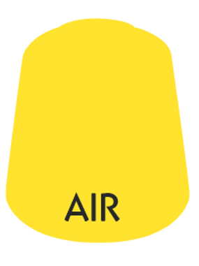 Air Sigismund Yellow Clear