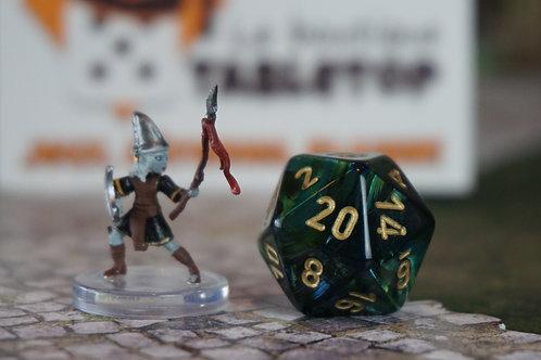 Deep Gnome Warrior (Common 2) - Darklands Rising - Pathfinder Battles