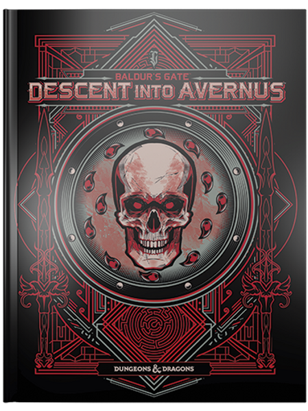 Baldur's Gate - Descent Into Avernus Hobby Shop Alt Cover (ENG)