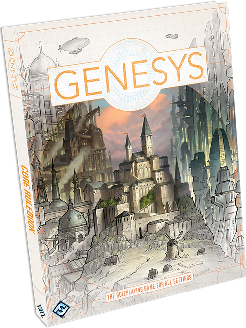 Genesys Roleplaying System: Core Rulebook
