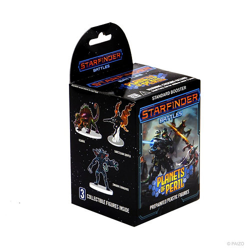 Planets of Peril Booster - Starfinder Battles