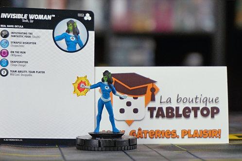 002 Invisible Woman - Fantastic Four Future Foundation
