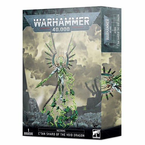 C'tan Shard of the Void Dragon - Necrons