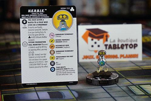 050 H.E.R.B.I.E. - Fantastic Four Future Foundation