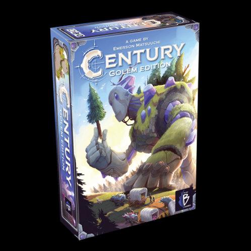 Century - édition Golem (multilingue)