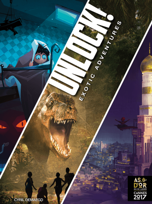 Unlock : Exotic Adventures (FR)