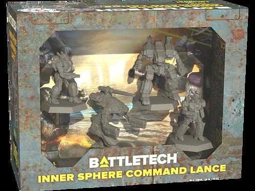 Battletech - Inner Sphere Command Lance