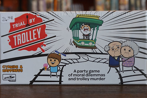 Trial by Trolley (ENG seulement)