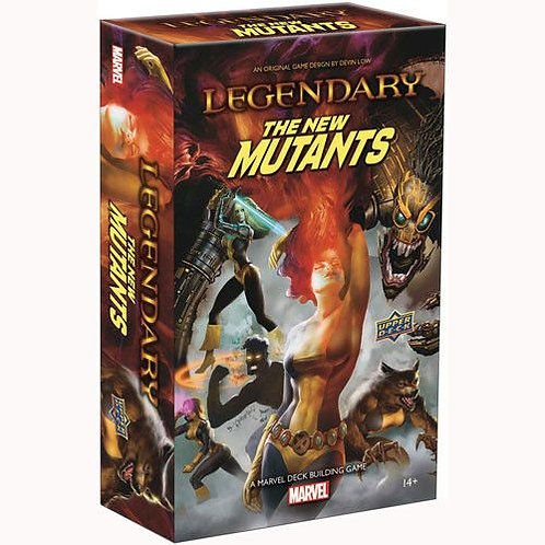 Legendary - New Mutants expansion