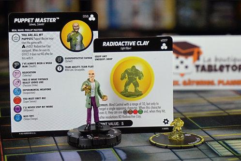 058 Puppet Master - Fantastic Four Future Foundation