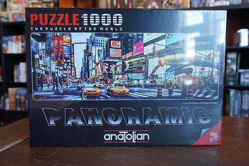 Puzzle Anatolian - 1000 mcx Panoramic Times Square