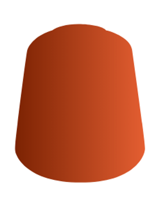 Contrast Gryph-Hound Orange