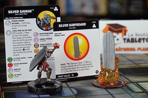 054 Silver Savage - Fantastic Four Future Foundation