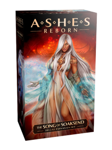 The Song of Soaksend - Ashes Reborn: Rise of the Phoenixborn Deluxe Expansion