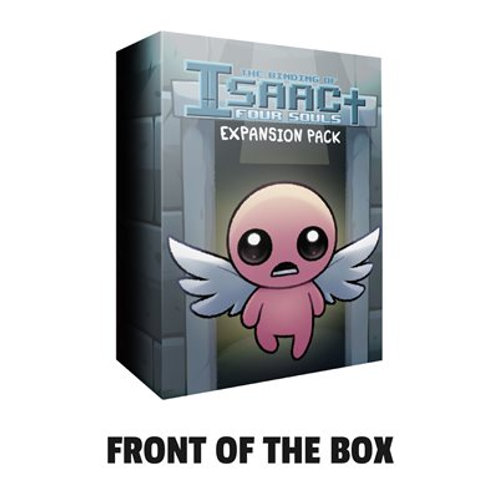 The Binding of Isaac: Four Souls - Expansion Pack