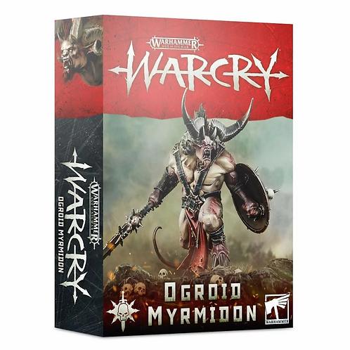 Warcry: Ogroid Mymidon (multilingue)