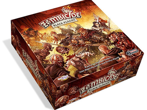 Zombicide Black Plague (ENG)