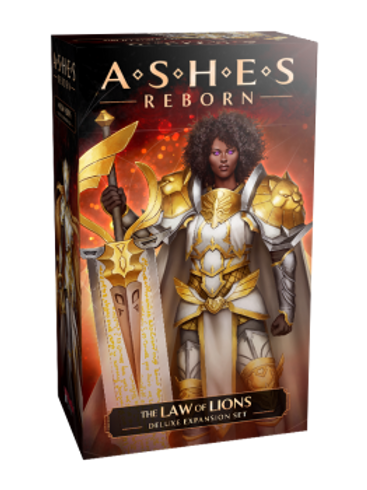 The Law of Lions - Ashes Reborn: Rise of the Phoenixborn Deluxe Expansion