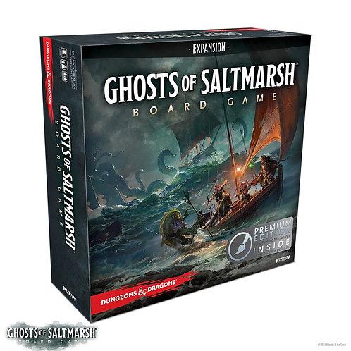 Ghosts of Saltmarsh DND BG expansion - Premium Edition