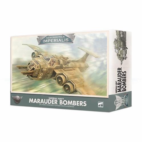 Marauder Bombers - Imperial Navy - Aeronautica Imperialis