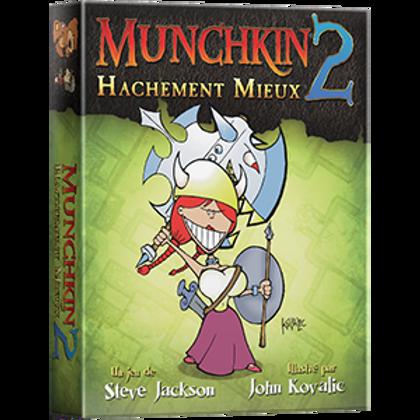 Munchkin 2 - Hachement Mieux (FR)
