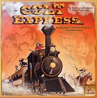 La Boutique Tabletop, Colt Express