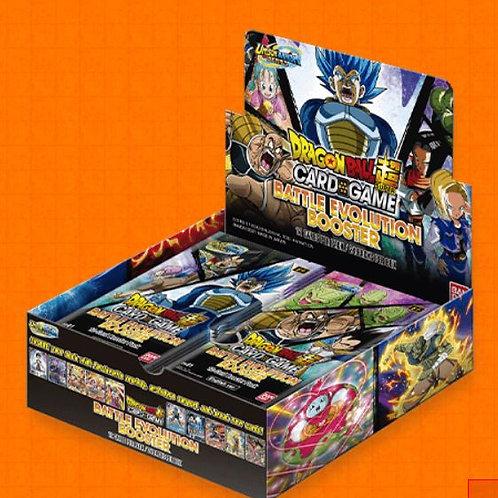 Battle Evolution Booster (EB01) Dragon Ball Super DBS